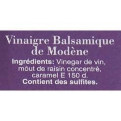 VINAIGRE BALSAMICO VILLA IGP MODENA 50CL